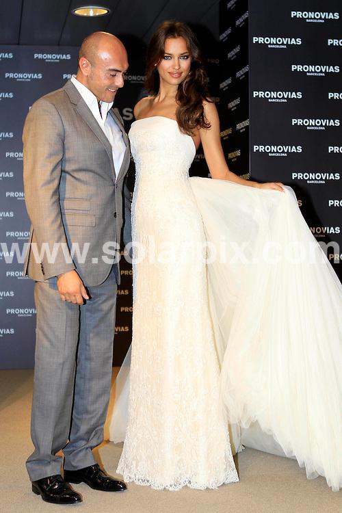 Cristiano ronaldo irina wedding