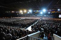 HEERENVEEN: 16-04-2011, IJsstadion Thialf, Andre Rieu Thialf, ©foto Martin de Jong
