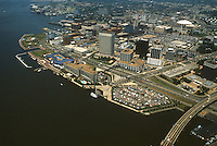 1984 June ..Redevelopment.Downtown South (R-9)..WATERFRONT.LOOKING NORTHWEST.WATERSIDE...NEG#.NRHA#..
