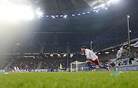 USSBALL   1. BUNDESLIGA    SAISON 2012/2013    10. Spieltag   Hamburger SV - FC Bayern Muenchen                    03.11.2012 Dennis Diekmeier (Hamburger SV) ist enttaeuscht