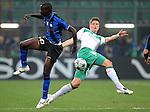 Fussball Champions League 2008/2009, Inter Mailand - SV Werder Bremen