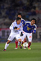 Yasushi Endo (Antlers), MARCH 31, 2012 - Football / Soccer : 2012 J.LEAGUE Division 1 between Yokohama F Marinos 0-0 Kashima Antlers at NISSAN Stadium, Kanagawa, Japan. This game was celebrated as a 20th Anniversary Match involving two of the original teams that featured when the J.League launched. Traditionally one of the favourites, Kashima have not scored yet in their first 4 games of the season. (Photo by Atsushi Tomura /AFLO SPORT) [1035]