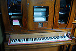player piano at Musee Mechanique