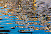 Abstract River Reflections