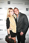 The Bachelor's Rachel Truehart and the Food Network's Chef Chris Nirschel Attend EQ Enterprises and Manhattan Motorcars Presents: NY Fashion Week Kickoff Event: Vilchez Fashions Presentation at The Bryant Park Hotel, NY   2/10/12
