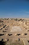 Jordan, Amman. Ruins on Citadel Hill&amp;#xA;<br />