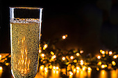 Stock photos of Sparkling Wine and party