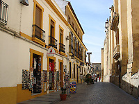 Cordoba Historic Center, Spain.