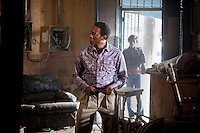 Clarke Peters and Edwina Findley in the pilot episode of HBO's 'Treme' created by David Simon and Eric Overmyer.