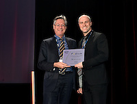 Montreal, CANADA, March 24, 2015 .<br /> <br /> METALUS  awarded <br />  at STIQ Gala