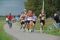 ATLETIEK: SNEEK: 30-08-2014, Sneek-Bolsward-Sneek, Mariska Kramer (761), ©foto Martin de Jong
