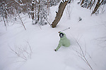 Ben Kubas, Jay Peak, Vermont.