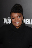 HOLLYWOOD, CA - OCTOBER 23: Yvette Nicole Brown at AMC Presents Live, 90-Minute Special Edition of 'Talking Dead' at Hollywood Forever on October 23, 2016 in Hollywood, California. Credit: David Edwards/MediaPunch