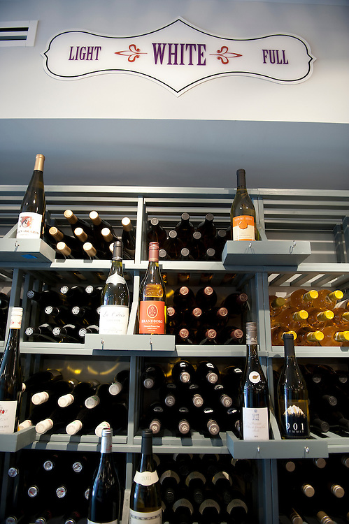 UNITED STATES - July 14: The new wine boutique, DCanter is opening this week and is located at 545 8th Street, S.E. in Washington, D.C.  (Photo By Douglas Graham/CQ Roll Call)