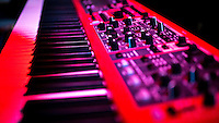 Keyboard, Synthesizer - Oct 2013.