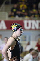 2011 Women's Big Ten Swimming & Diving Saturday Finals(Minn)