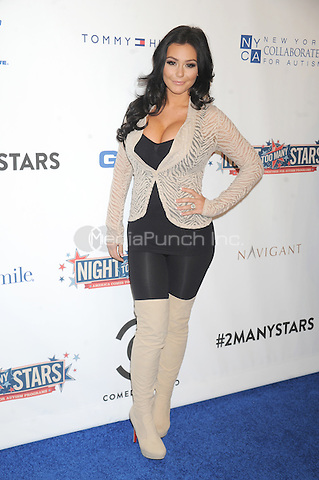 NEW YORK, NY - OCTOBER 13: Jenni Farley at Comedy Central's night of too many stars: America comes together for autism programs at The Beacon Theatre on October 13, 2012 in New York City.. Credit: Dennis Van Tine/MediaPunch
