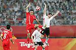 2008.08.10 Olympics: Belgium vs China