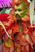 LA Pride 2011 Male, Participant, Orange, Colored Costume