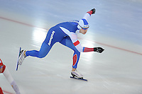 SPEED SKATING: HAMAR: Vikingskipet, 04-03-2017, ISU World Championship Allround, 500m Men, Sergey Trofimov (RUS), ©photo Martin de Jong
