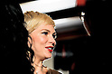 March 13th, 2012 : Tokyo, Japan  Michelle Williams appears at the Japan Premiere  for the film My Week With Marilyn at the Toho Cinemas in the Roppongi Hills. This movie is based on a story about an actress Marilyn Monroe. Michelle Williams plays as a roll of Marilyn Monroe. This film will be released from March 24th in Japan. (Photo by Yumeto Yamazaki/AFLO)