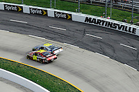 30 March - 1 April, 2012, Martinsville, Virginia USA.Jeff Gordon, Jimmie Johnson.(c)2012, Scott LePage.LAT Photo USA