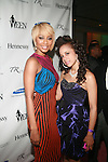 Honoree Keril Hilson and Melody Attend the 3rd Annual WEEN Awards Honoring Estelle, Keri Hilson, Tracy Wilson Mourning, Egypt Sherrod, Danyel Smith and Jennifer Yu Held at Samsung Experience at Time Warner Center, NY   11/10/11