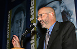 27 August 2006: Hall of Fame president Will Lunn. The President's Reception and Dinner were held at the National Soccer Hall of Fame in Oneonta, New York the evening before the 2006 Induction Ceremony.