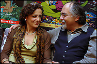 Fran&ccedil;oise Mouly &amp; Art Spiegelman