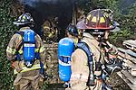 Trg. Fire N. Hamilton 10/29/08