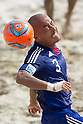 Hirofumi Oda (JPN), SEPTEMBER 4, 2011 - Beach Soccer : FIFA Beach Soccer World Cup Ravenna-Italy 2011 Group D match between Ukraine 4-2 Japan at Stadio del Mare, Marina di Ravenna, Italy, (Photo by Enrico Calderoni/AFLO SPORT) [0391]