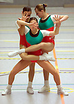 LBS-Aerobic Cup 2002, Niederstotzingen (Germany).SSV Ulm 1846, Trio Erwachsene, .W?rtt. Meisterschaft Aerobic.