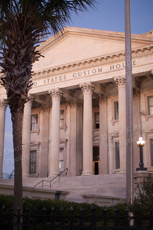 United States Custom House Charleston SC