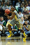 03 APR 2012: Terran Condrey (20) of Baylor University dribbles up court against Baylor University during the Division I Women's Basketball Championship held at the Pepsi Center in Denver, CO. Stephen Nowland/NCAA Photos