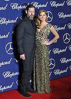 Actress Amy Adams husband actor Darren Le Gallo at the 2017 Palm Springs Film Festival Awards Gala. January 2, 2017<br /> Picture: Paul Smith/Featureflash/SilverHub 0208 004 5359/ 07711 972644 Editors@silverhubmedia.com