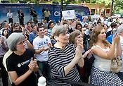 Howard Dean Voter Registration Rally