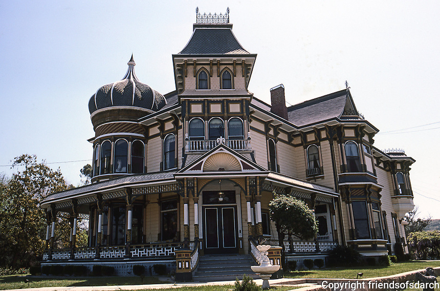 Friends Of San Diego Architecture: 1890 home architecture