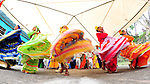 Dancers in Coninca, Honduras