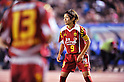Nahomi Kawasumi (Leonessa), NOVEMBER 30, 2011 - Football / Soccer : TOYOTA Vitz Cup during Frendiy Women's Football match INAC Kobe Leonessa 1-1 Arsenal Ladies FC at National Stadium in Tokyo, Japan. (Photo by Jun Tsukida/AFLO SPORT) [0003]