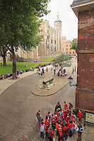 Tower Of London - Tour Group