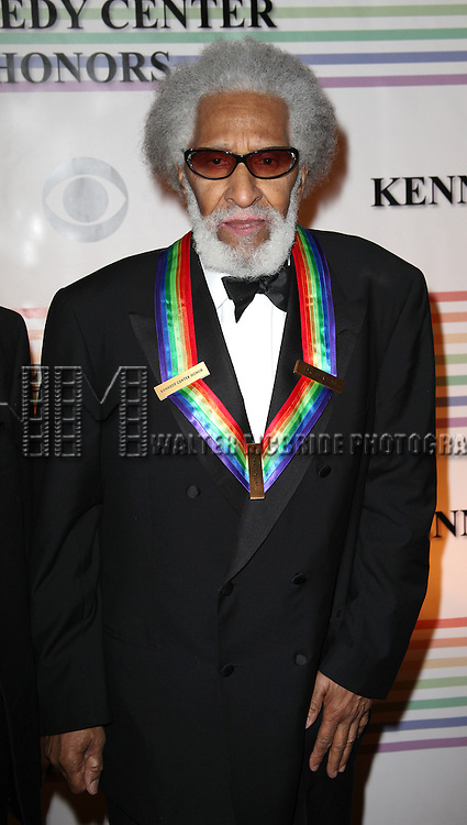 Sonny Rollins.arriving for the 34th Kennedy Center Honors Presentation at Kennedy Center in Washington, D.C. on December 4, 2011