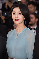 Fan Bingbing at the premiere for &quot;Ismael's Ghosts&quot; at the opening ceremony of the 70th Festival de Cannes, Cannes, France. 17 May 2017<br /> Picture: Paul Smith/Featureflash/SilverHub 0208 004 5359 sales@silverhubmedia.com