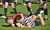 Dunedin-Rugby, John McGlashan College U15 V Otago Boys High School U15 11 May 2013