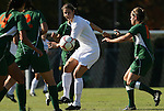 02 November 2008: North Carolina's Yael Averbuch (center). The University of North Carolina Tar Heels defeated the University of Miami Hurricanes 1-0 at Fetzer Field in Chapel Hill, North Carolina in an NCAA Division I Women's college soccer game.