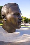 Jackie Robinson statue, Pasadena, CA