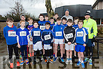 At the third annual Kerins O'Rahillys 10k will be run in memory of Pat Healy were Kerins O'Rahillys  Under 14's