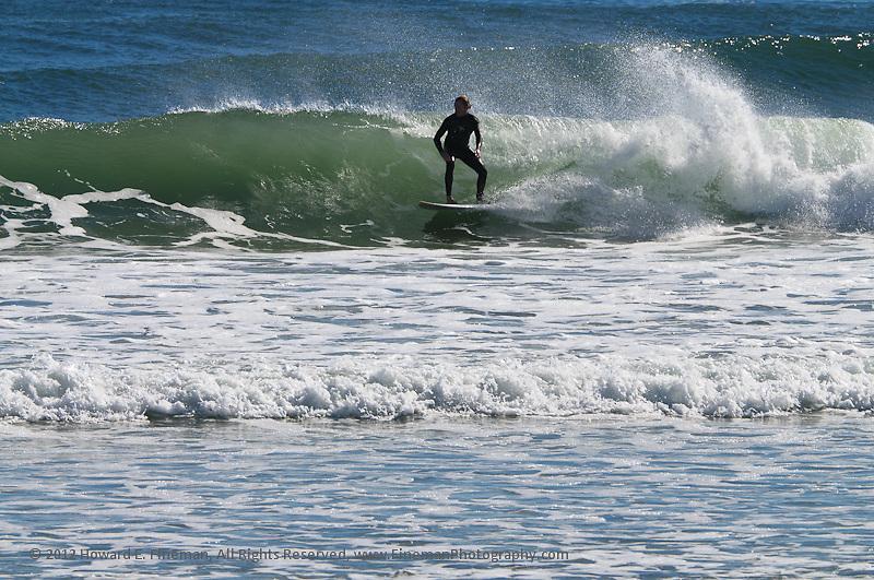 Surfer, Kennebunk, 2012