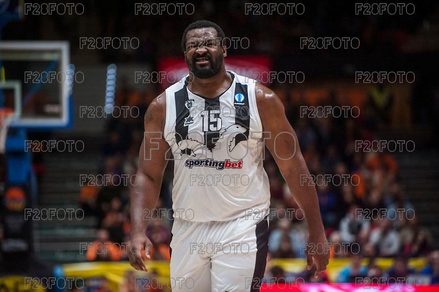 Valencia Basket 78-62  PAOK Thessaloniki (6-1-2016)