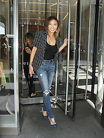NEW YORK, NY-July 20: Jeannie Mai host The Real Daytime in New York. NY July 20, 2016. Credit:RW/MediaPunch