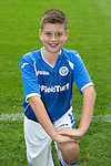 St Johnstone FC Academy Under 14's<br /> Sean Hastie<br /> Picture by Graeme Hart.<br /> Copyright Perthshire Picture Agency<br /> Tel: 01738 623350  Mobile: 07990 594431